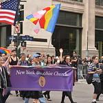 NEW  YORK  PRIDE  MARCH  2015   -  Fifth  Avenue,  Manhattan  NYC